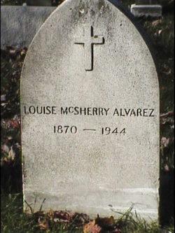Louise <i>McSherry</i> Alvarez