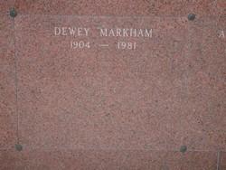 Dewey Markham
