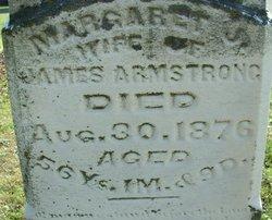 Margaret J. <i>McClure</i> Armstrong