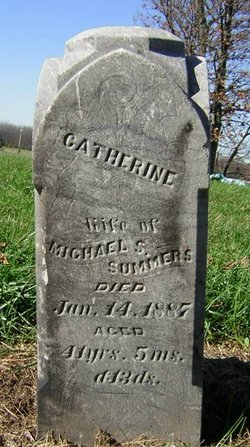 Catherine <i>Cruea</i> Summers
