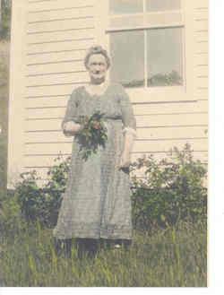 Jessie Lillian <i>Olden</i> Ellis