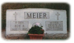 Helen A. <i>Risberg</i> Meier