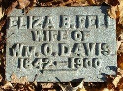 Eliza B. <i>Fell</i> Davis