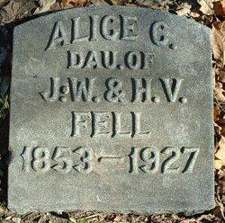 Alice C. Fell