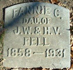 Fannie C. Fell