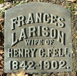 Malinda Frances <i>Larison</i> Fell