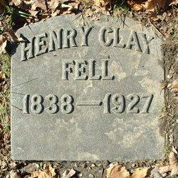Henry Clay Fell