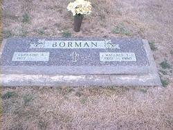 Wallace L Borman