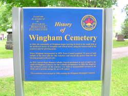 Wingham Cemetery