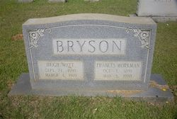 Frances Law <i>Workman</i> Bryson