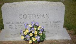 Nellie <i>Miller</i> Goodman