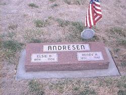 Elsie D <i>Reimers</i> Andresen