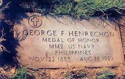 George Francis Henrechon