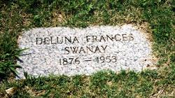 Deluna Frances <i>Brown</i> Swanay