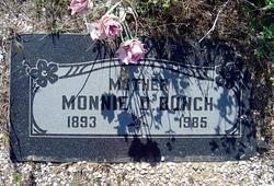 Monnie Denton <i>Russell</i> Bunch