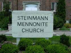 Steinmann Mennonite Cemetery