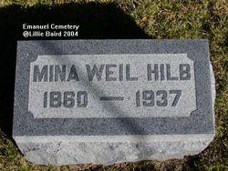 Mina Weil Hilb