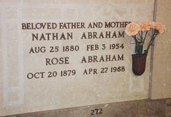 Nathan Abraham