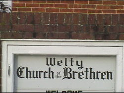 Welty Church of the Brethren Cemetery