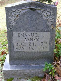 Emanuel L Abney