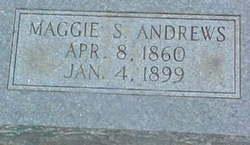 Margaret Maggie <i>Scott</i> Andrews