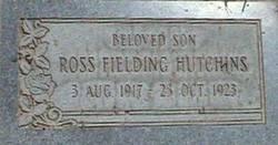Ross Fielding Hutchins