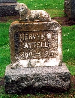 Mervyn Bertram Attell