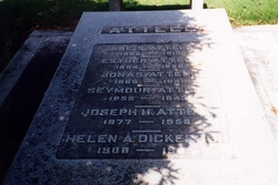 Helen <i>Attell</i> Dickerson