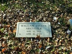 William Frank Arendale