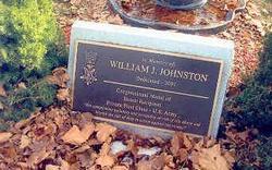 William James Johnston, Sr