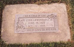 Gary Lynn Armendariz, Jr