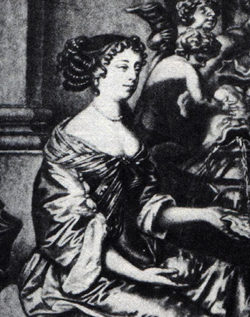 Mary Saunderson