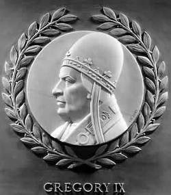Pope Gregory, IX