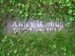 Fanny Elizabeth <i>Ross</i> Paterson