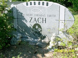Zachery Thomas Smith