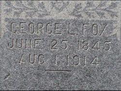George Lewis Alonzo Fox