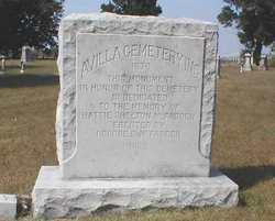 Avilla Cemetery