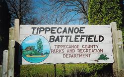 Tippecanoe Battlefield Memorial