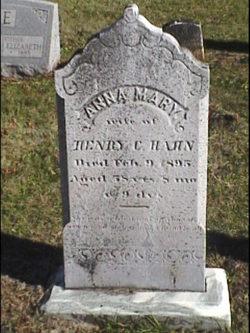 Anna Mary Hahn