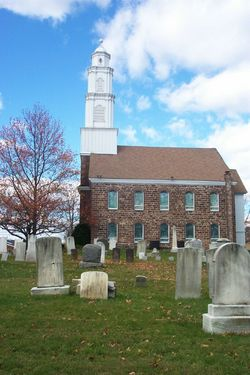 Fairfield Dutch Reformed Churchyard
