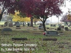 Bethany Pioneer Cemetery