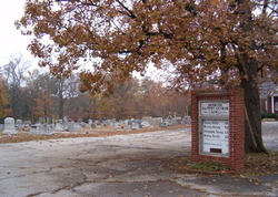 Sonpoint Baptist Fellowship Church Cemetery