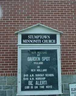 Stumptown Mennonite Cemetery