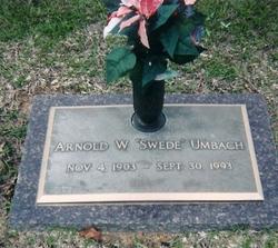 Arnold William Umbach