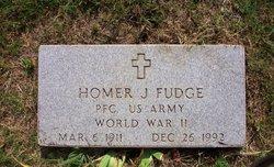 Homer Joseph Fudge