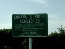 Violet Springs Cemetery