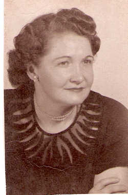 Thelma Ruth <i>Taylor</i> Henry