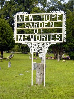 New Hope Garden of Memories
