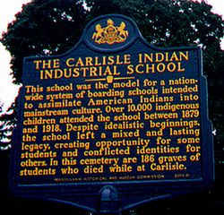 Carlisle Indian School Cemetery