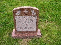 Alice Bourbon